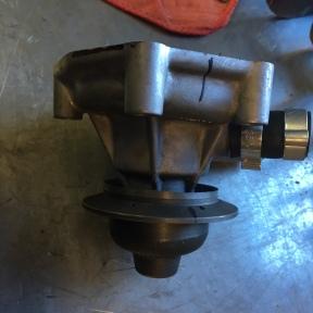 Excellent Adding The Subaru Waterpump To Crosley Engine Lch Restorations Wiring Database Wedabyuccorg